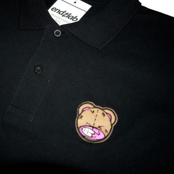 Polo Bear Endzlab Black Detail