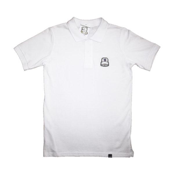 Polo Fatcap Endzlab White