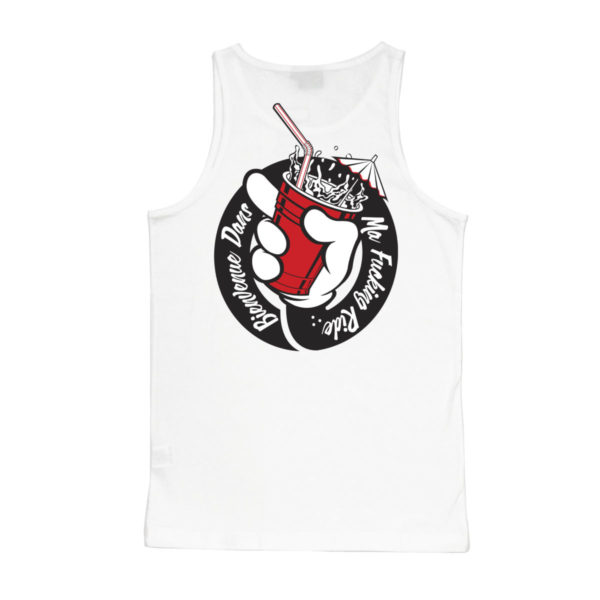 Red Cup Tank Top - Back - Endzlab