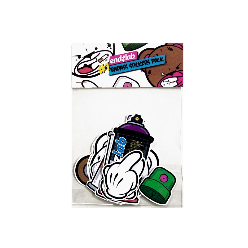 Endzlab Sticker Pack 1