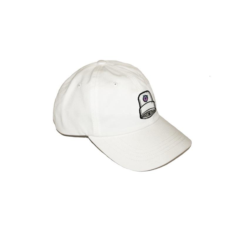 Cap Fatcap White by Endzlab