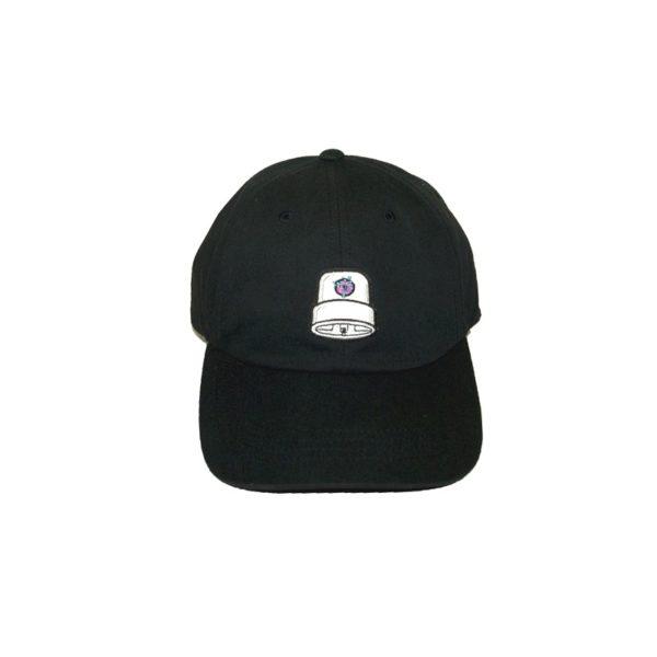 Cap Fatcap Black by Endzlab
