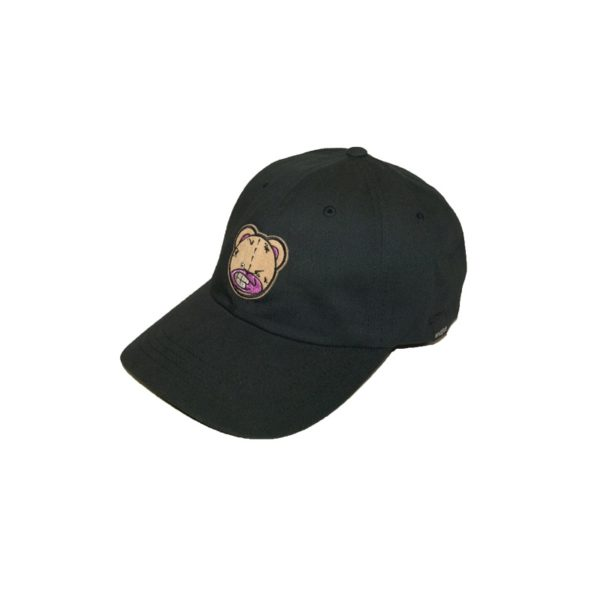 Cap Bear Black by Endzlab