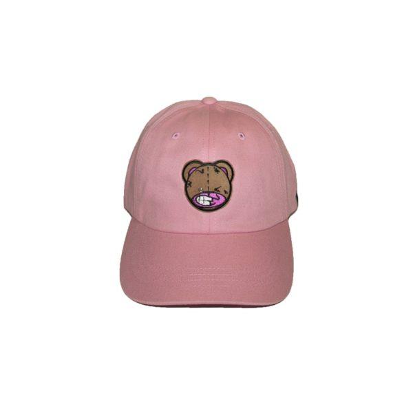 Cap Bear Pink by Endzlab