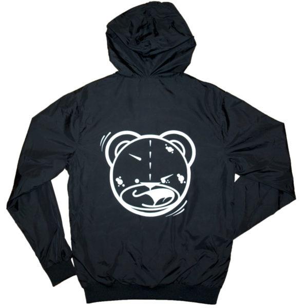 endzlab - bad ass bearz windbreaker