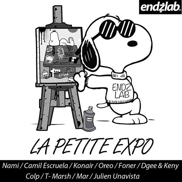 La petite expo - Endzlab