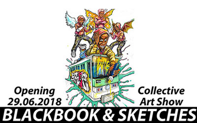 Blackbook & Sketches