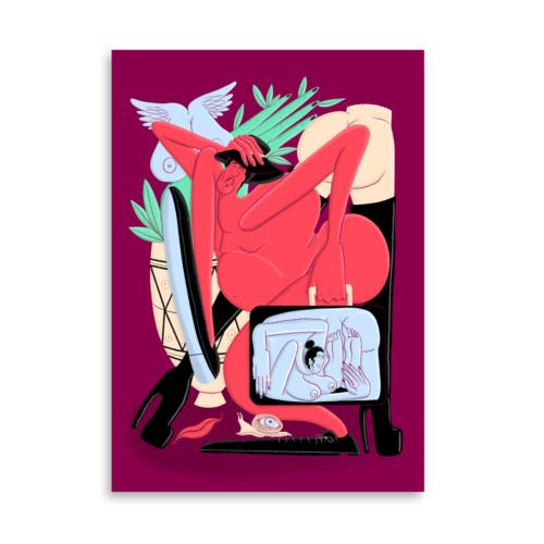 Marco Cirulli – Ispirazione Artistica … Print