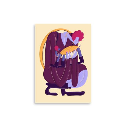 Marco Cirulli – Somiglianza … Pt.3 Print